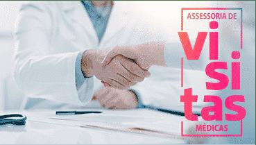 Visitação médica