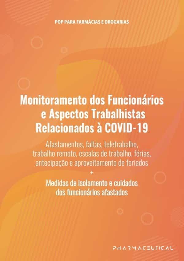 POP Monitoramento dos Funcionários e Aspectos Trabalhistas Relacionados à COVID-19